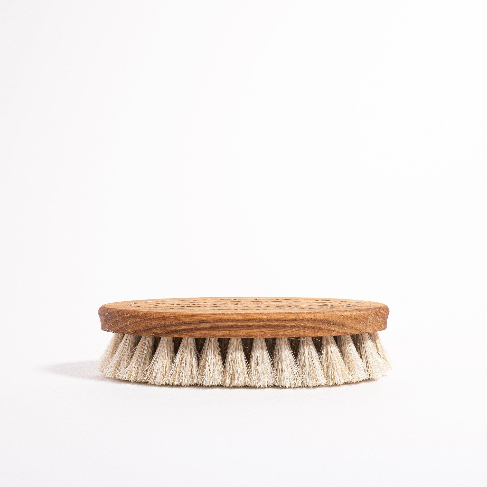 Grace and Green - Iris Hantverk - Bath Brush without Handle 1