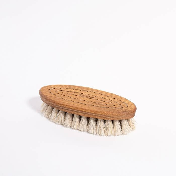 Grace and Green - Iris Hantverk - Bath Brush without Handle 2