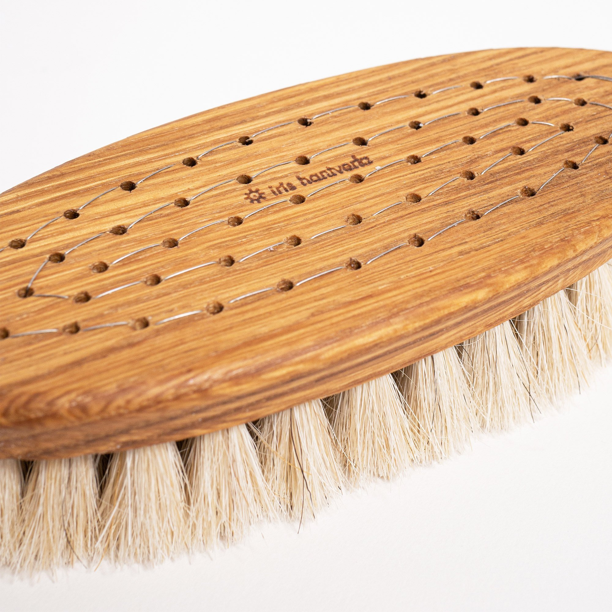 Grace and Green - Iris Hantverk - Bath Brush without Handle 3