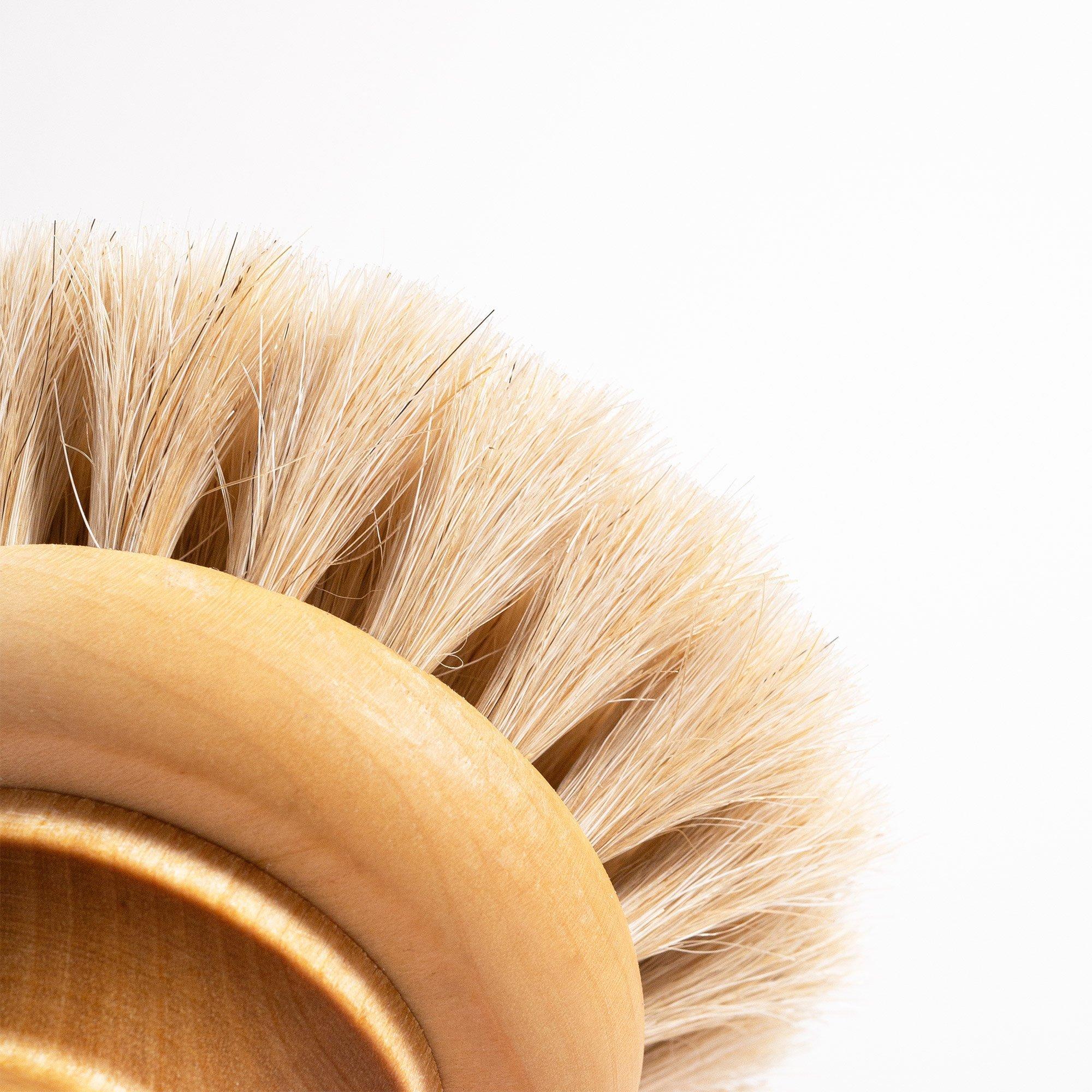 Grace and Green - Iris Hantverk - Bath Brush with Knob 5
