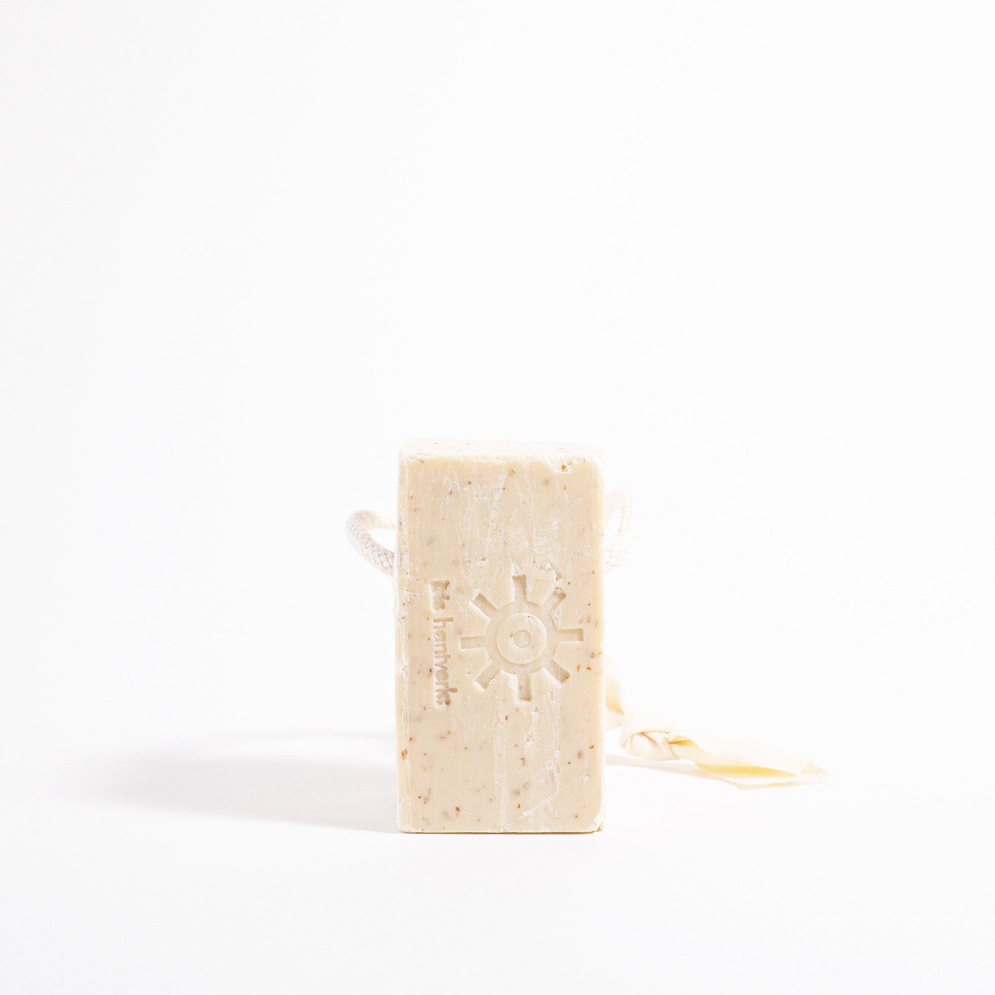 Grace and Green - Iris Hantverk - Bath and Shower Soap - Almond 1