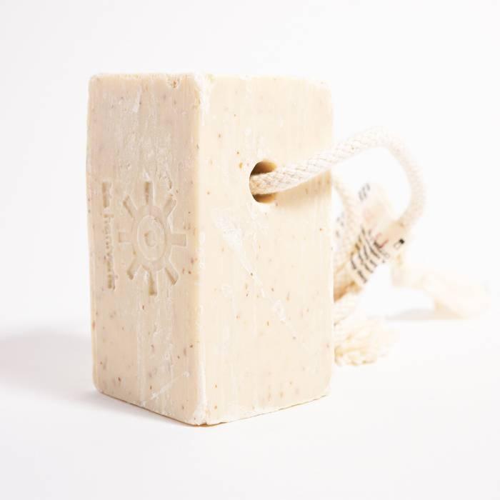 Grace and Green - Iris Hantverk - Bath and Shower Soap - Almond 3
