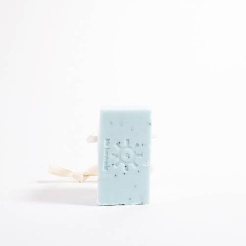 Grace and Green - Iris Hantverk - Bath and Shower Soap - Poppy 1