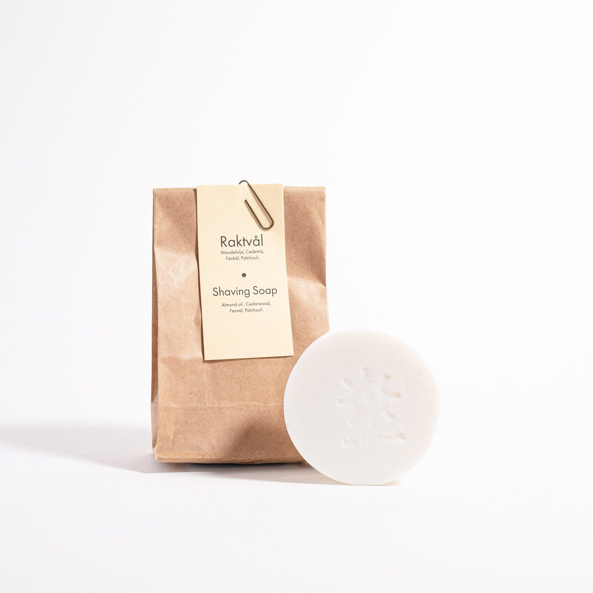 Grace and Green - Iris Hantverk - Shaving Soap 2
