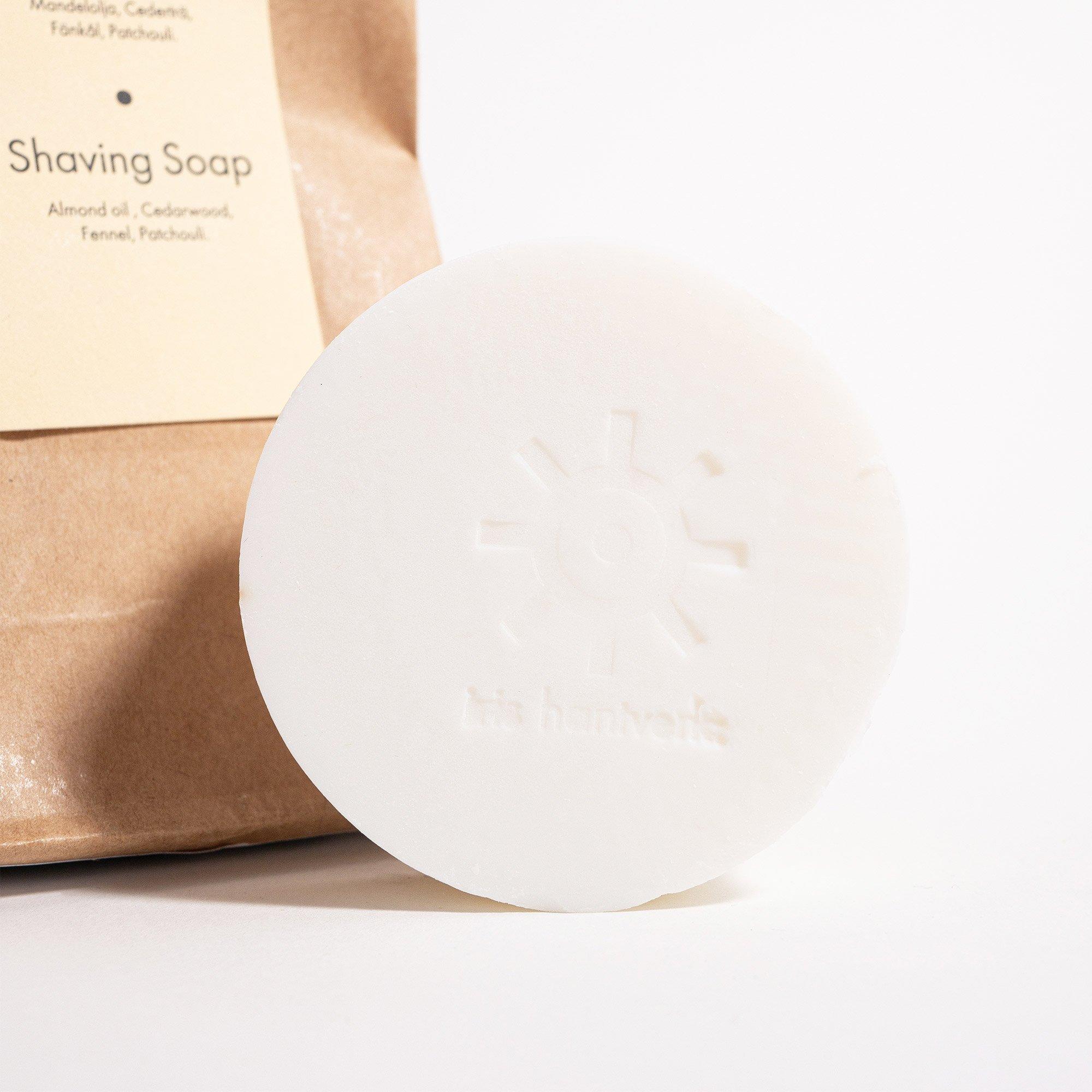 Grace and Green - Iris Hantverk - Shaving Soap 3