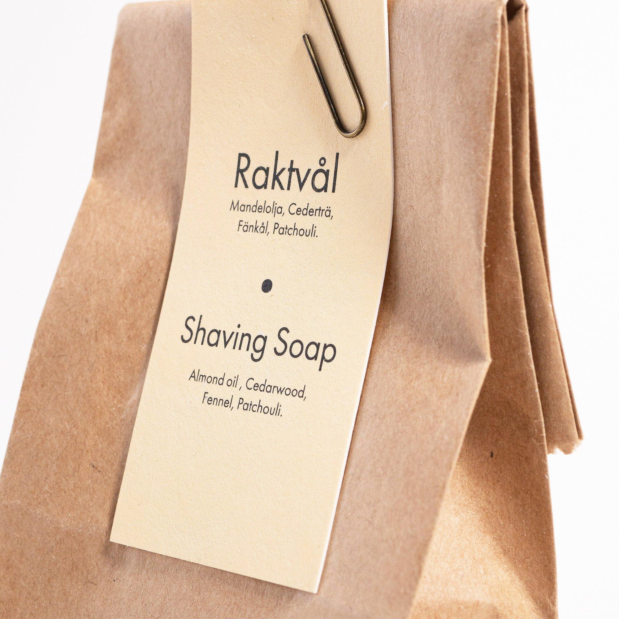 Grace and Green - Iris Hantverk - Shaving Soap 4