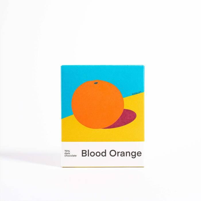 Grace and Green - OCELOT - Blood Orange 1