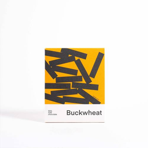 Grace and Green - OCELOT - Buckwheat 1