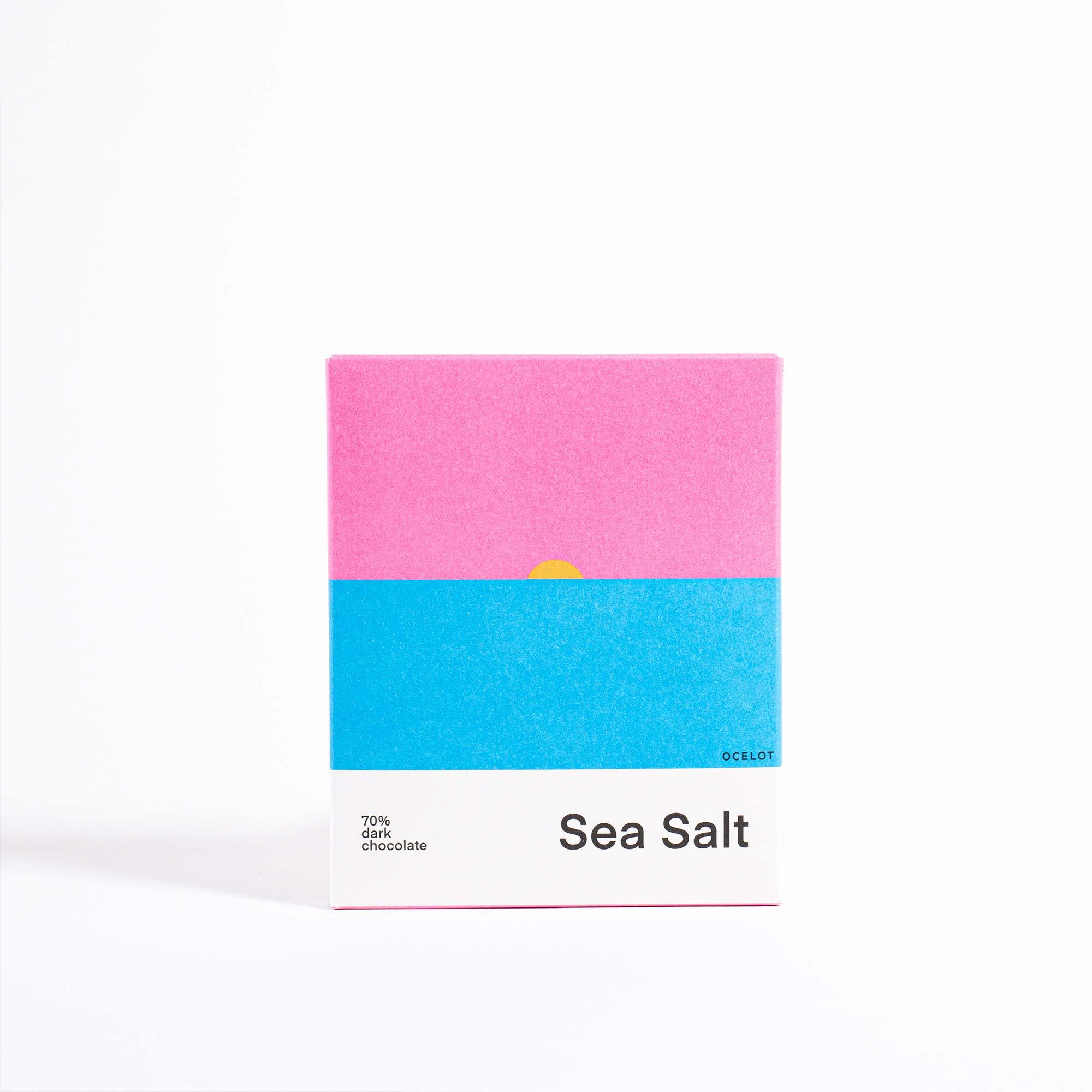Grace and Green - OCELOT - Sea Salt 1