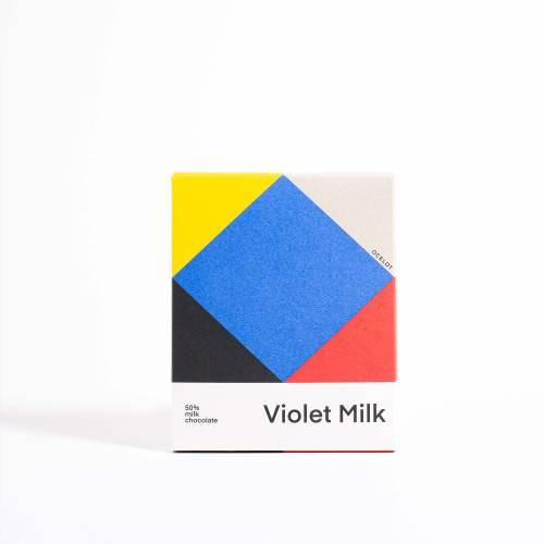 Grace and Green - OCELOT - Violet Milk 1
