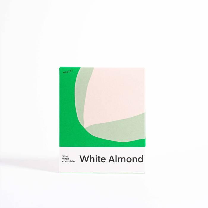 Grace and Green - OCELOT - White Almond 1