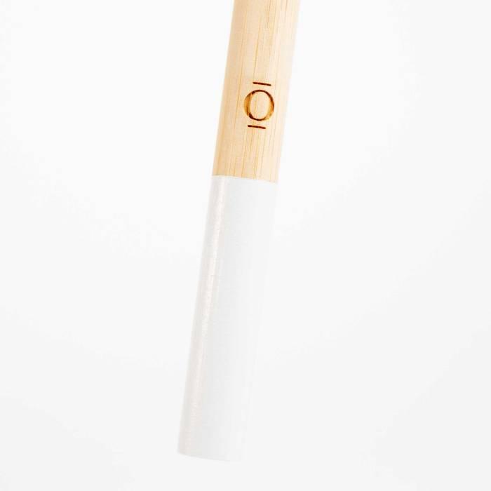 Grace and Green - YOKU Bamboo Toothbrush - Oat 2