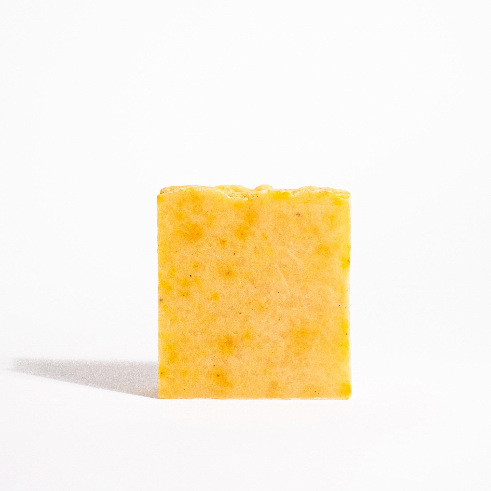 Grace and Green - YOKU soap - Citrus & Rosemary 2
