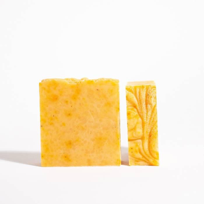 Grace and Green - YOKU soap - Citrus & Rosemary 3
