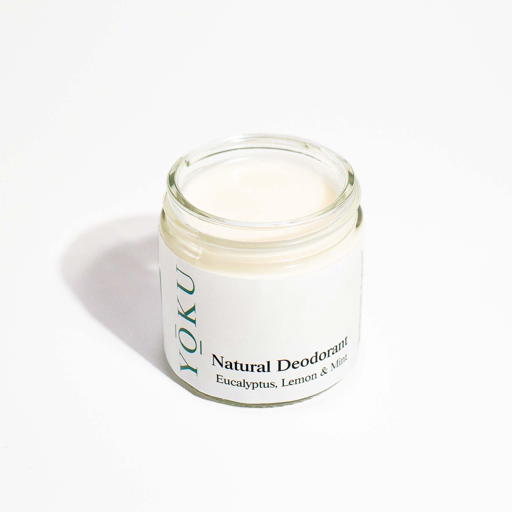 YOKU Natural Deodorants - Eucalyptus, Lemon & Mint 2