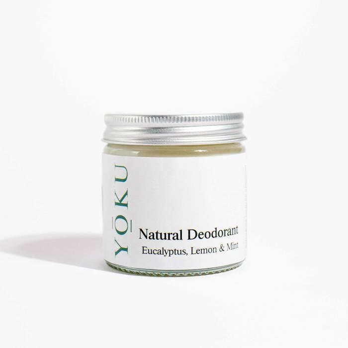 YOKU Natural Deodorants - Eucalyptus, Lemon & Mint 3