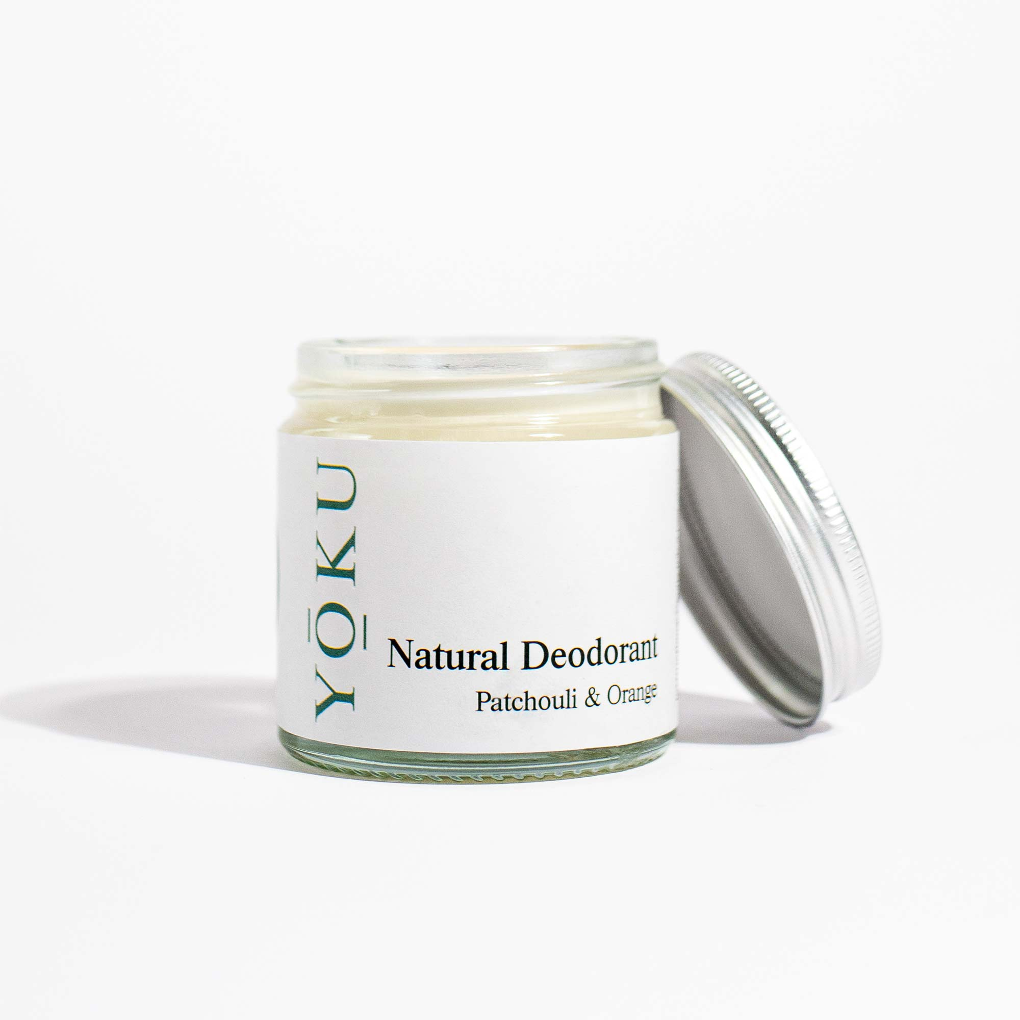 YOKU Natural Deodorants - Patchouli & Orange 1