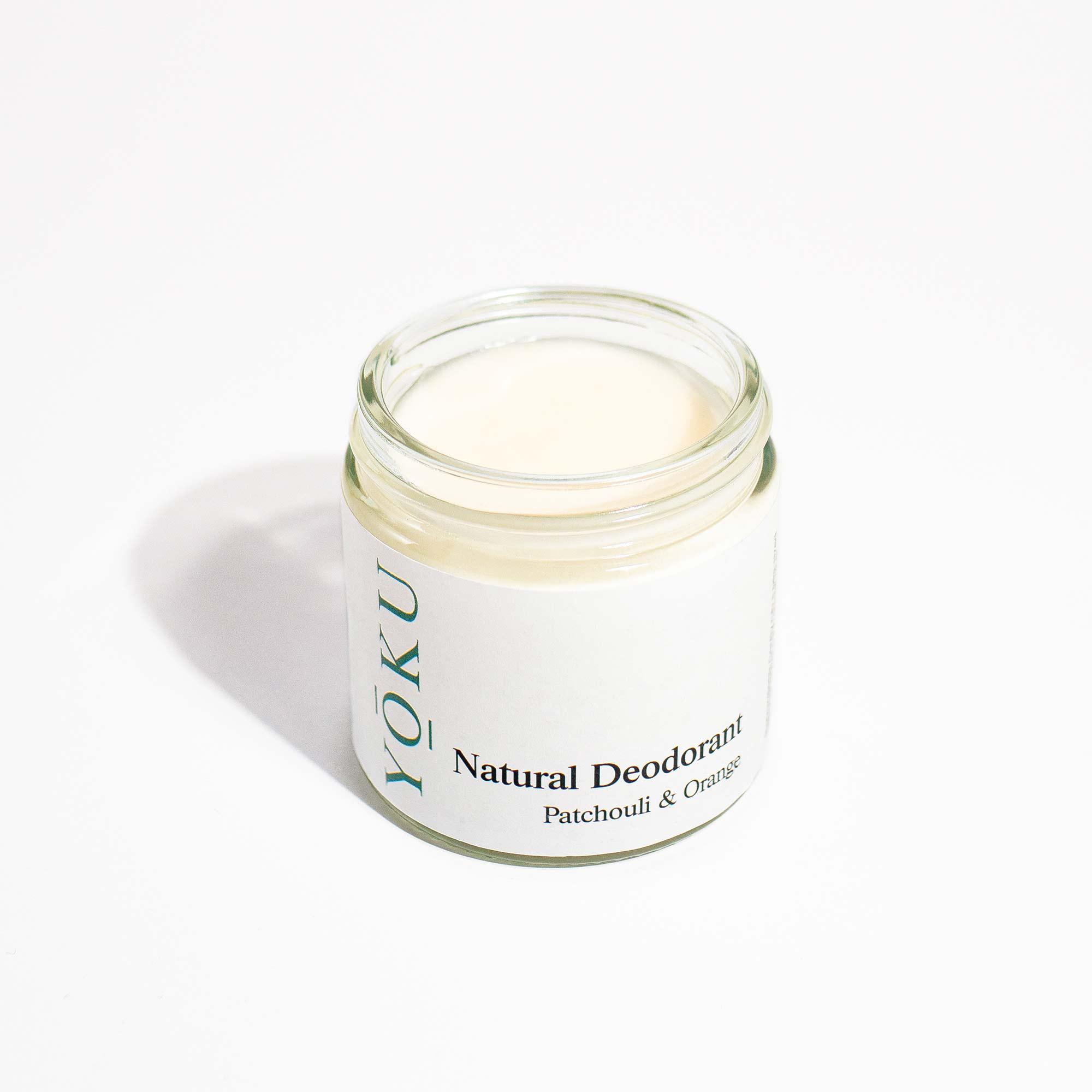 YOKU Natural Deodorants - Patchouli & Orange 2