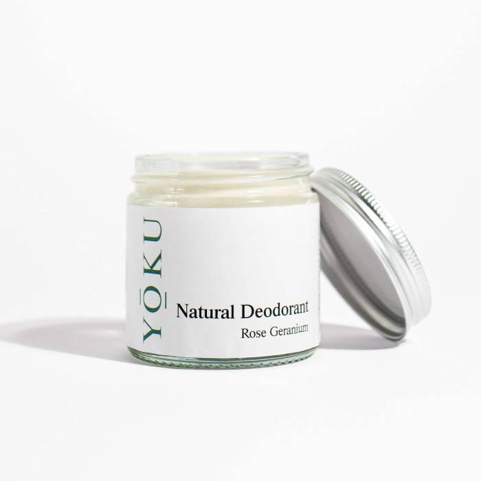 YOKU Natural Deodorants - Rose Geranium 1
