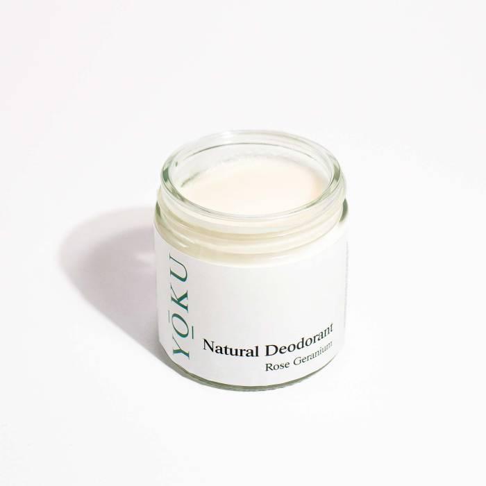 YOKU Natural Deodorants - Rose Geranium 2