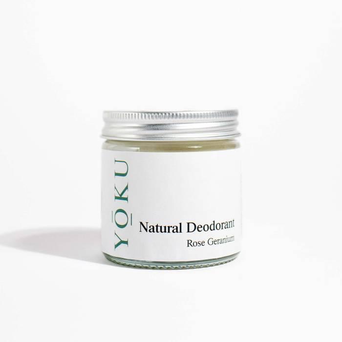 YOKU Natural Deodorants - Rose Geranium 3