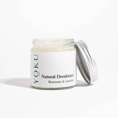 YOKU Natural Deodorants - Rosemary & Lavender 1