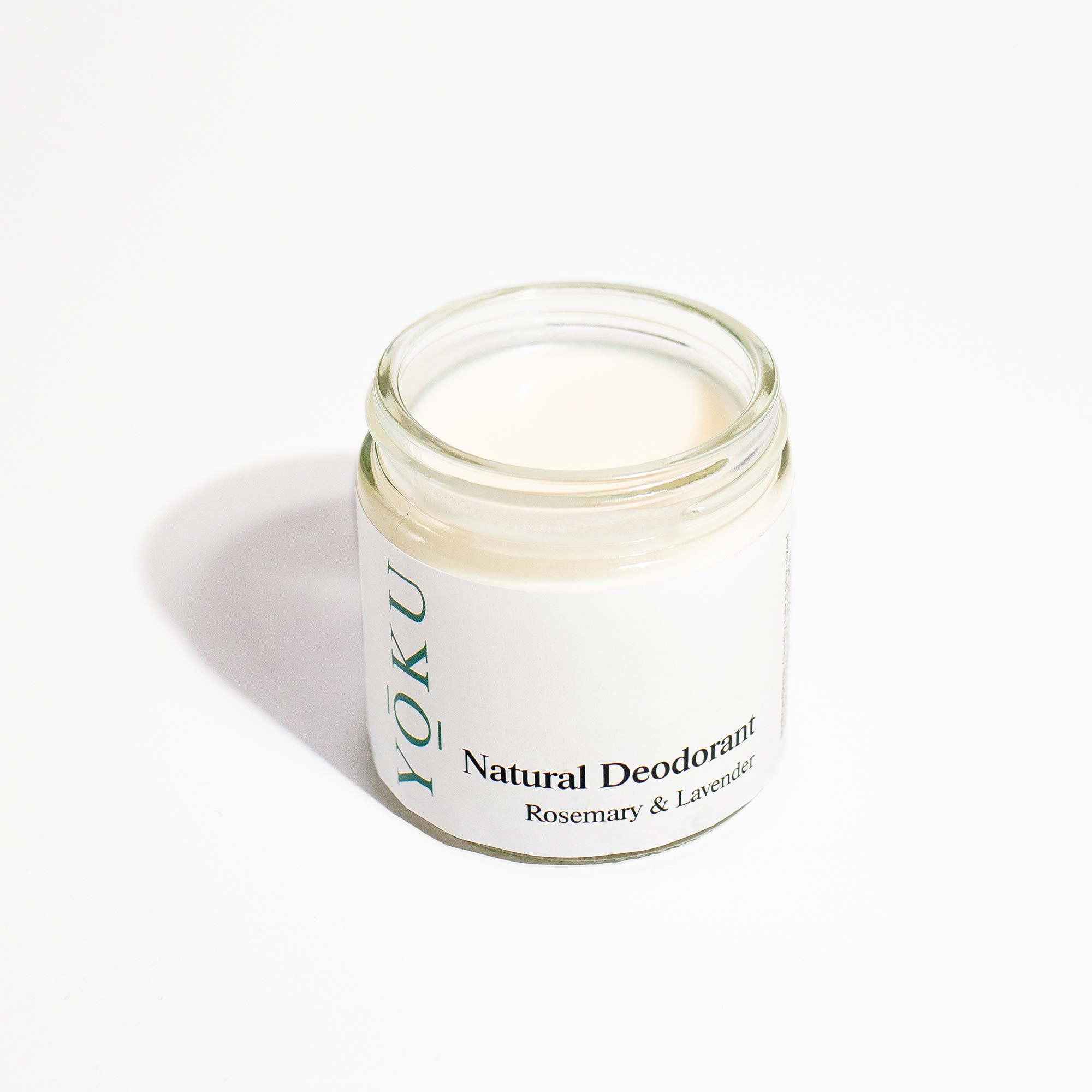 YOKU Natural Deodorants - Rosemary & Lavender 2