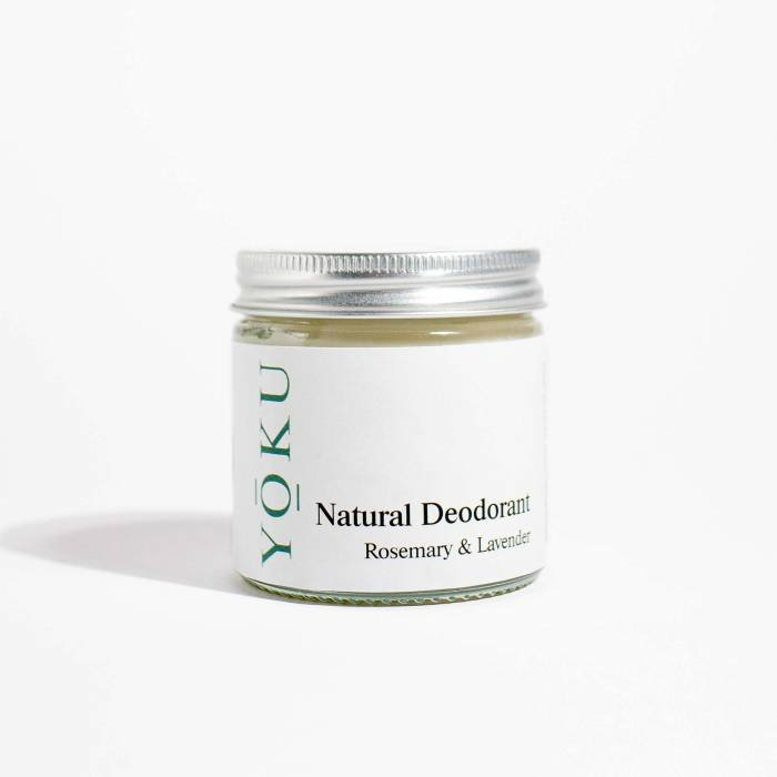 YOKU Natural Deodorants - Rosemary & Lavender 3