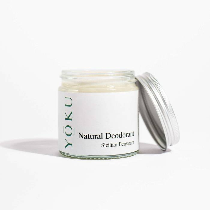 YOKU Natural Deodorants - Sicilian Bergamot 1