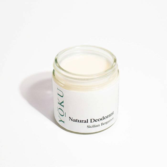 YOKU Natural Deodorants - Sicilian Bergamot 2