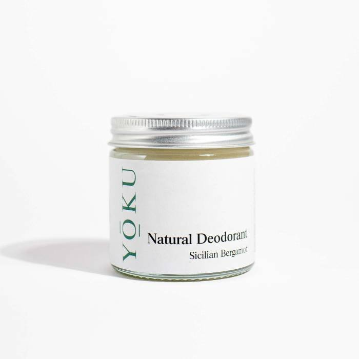 YOKU Natural Deodorants - Sicilian Bergamot 3